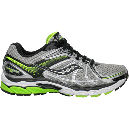 photo: Saucony Men's ProGrid Hurricane 13 trail running shoe