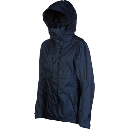 photo: Nau Men's Refugio Jacket waterproof jacket