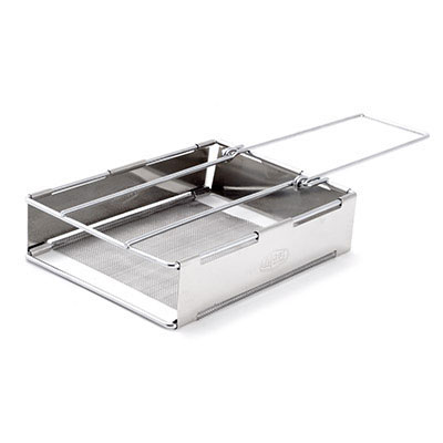 GSI Outdoors Glacier Stainless Steel Toaster