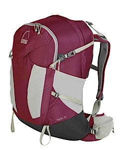 photo: Sierra Designs Rejoice 30 daypack (under 2,000 cu in)