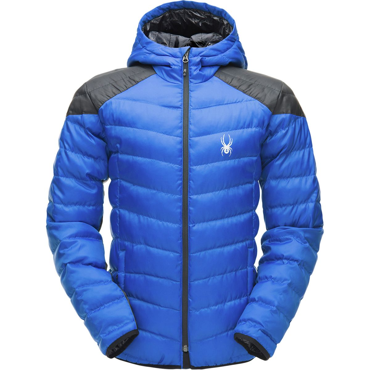 photo: Spyder Geared Hoody Synthetic Down Jacket synthetic insulated jacket