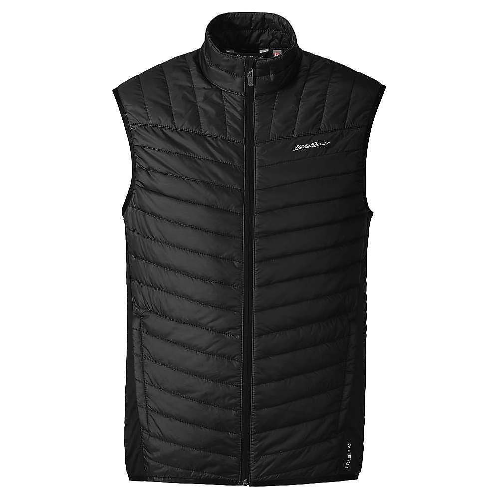 photo: Eddie Bauer IgniteLite Hybrid Vest synthetic insulated vest