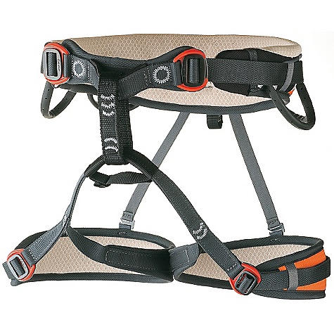 photo: CAMP Quartz CR sit harness