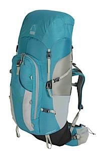 photo: Sierra Designs Jubilee 65 weekend pack (3,000 - 4,499 cu in)