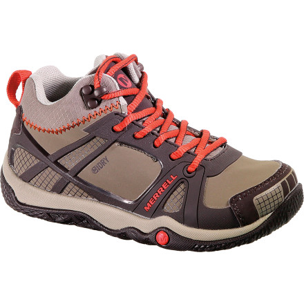 photo: Merrell Proterra Mid Waterproof hiking boot
