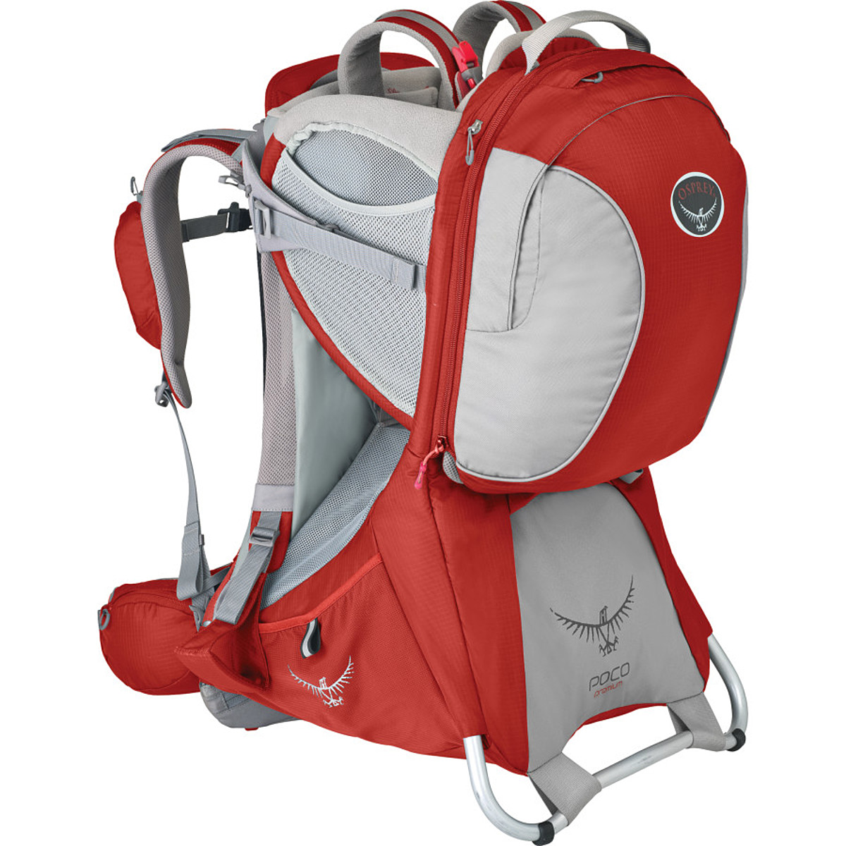 photo: Osprey Poco Premium child carrier