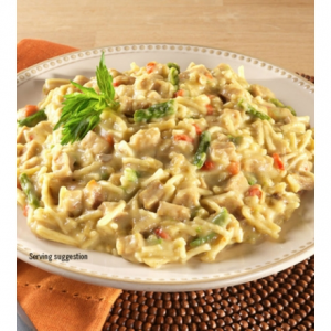 photo: Mountain House Turkey Tetrazzini meat entrée