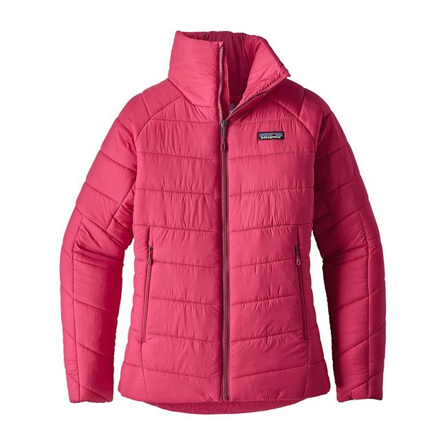 photo: Patagonia Women's Hyper Puff Jacket synthetic insulated jacket