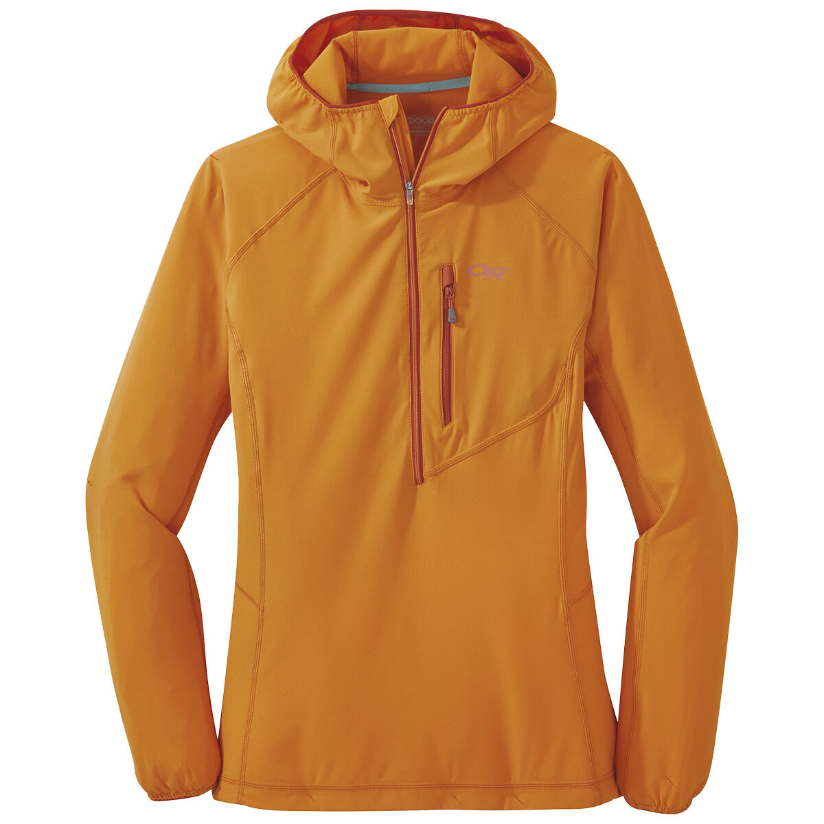 photo: Outdoor Research Women's Whirlwind Hoody soft shell jacket