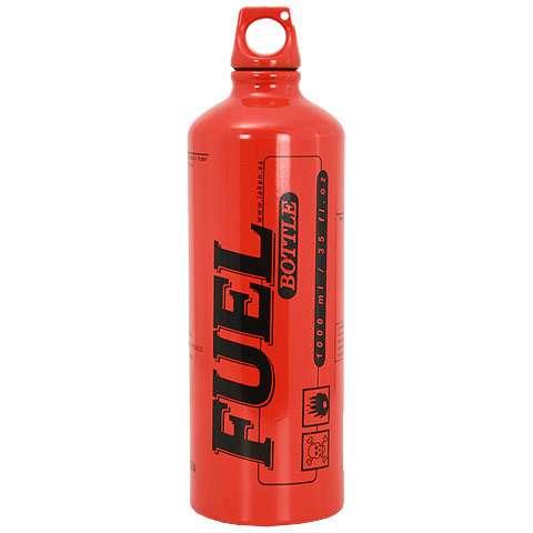 photo of a Laken fuel bottle