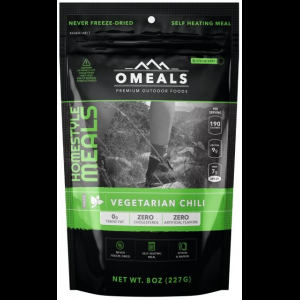 OMeals Vegetarian Chili