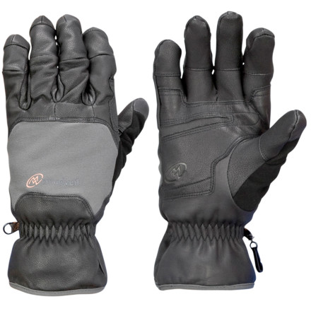 photo: Cloudveil Troller Glove insulated glove/mitten