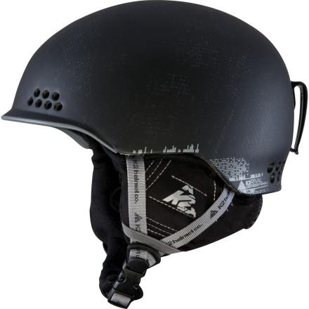 photo: K2 Rival snowsport helmet