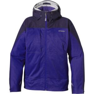 photo: Patagonia Men's Light Smoke Flash Jacket snowsport jacket