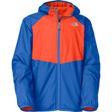 photo: The North Face Warp Tide Reversible Wind Jacket wind shirt