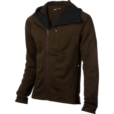 photo: Nau Men's M3 Hoody fleece jacket