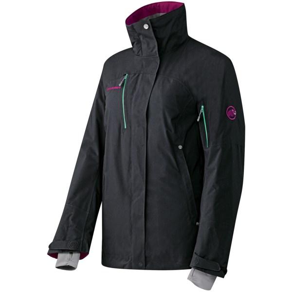 photo: Mammut Glimmer Jacket synthetic insulated jacket