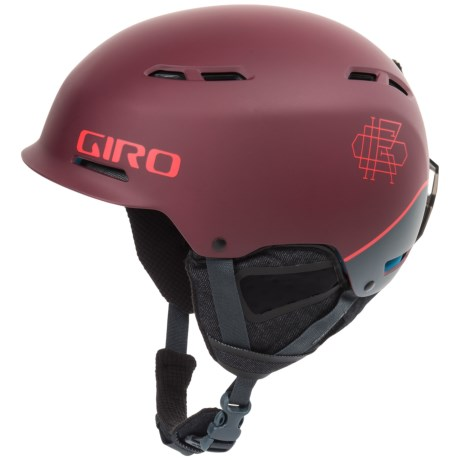 photo: Giro Women's Discord snowsport helmet