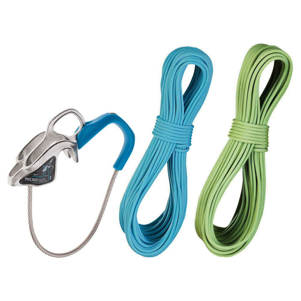 photo: Edelrid Flycatcher 6.9mm dynamic rope