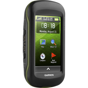 photo: Garmin Montana 610 handheld gps receiver