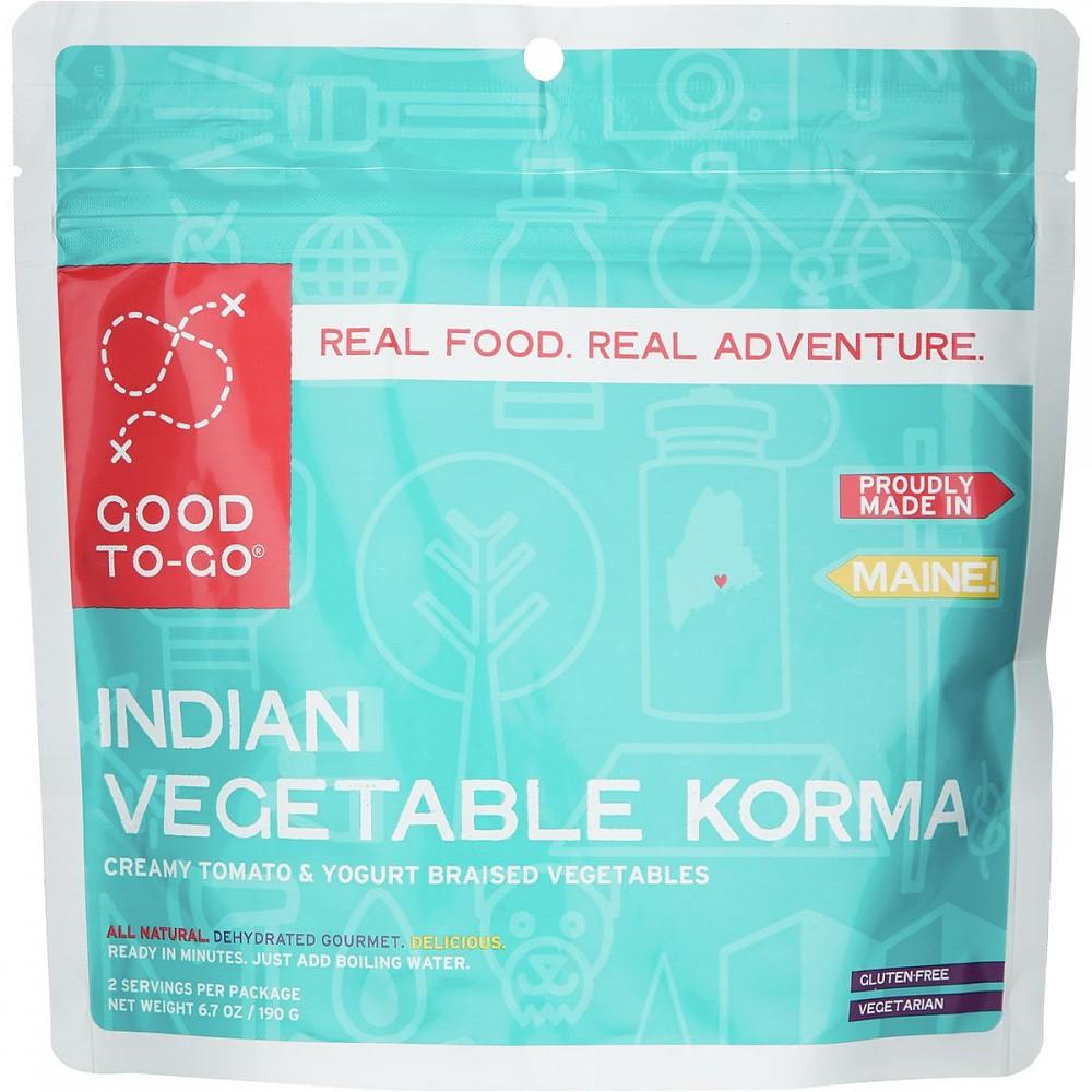 photo: Good To-Go Indian Vegetable Korma vegetarian entrée