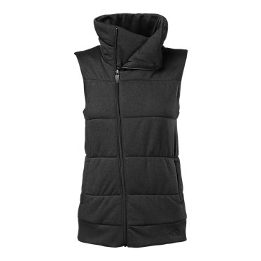photo: The North Face Insulated Darella Vest synthetic insulated vest