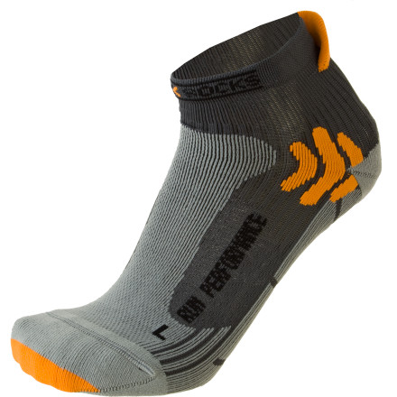 photo of a X-Socks running sock