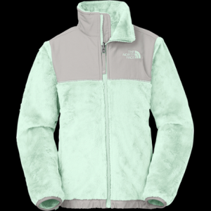 photo: The North Face Girls' Denali Thermal Jacket fleece jacket
