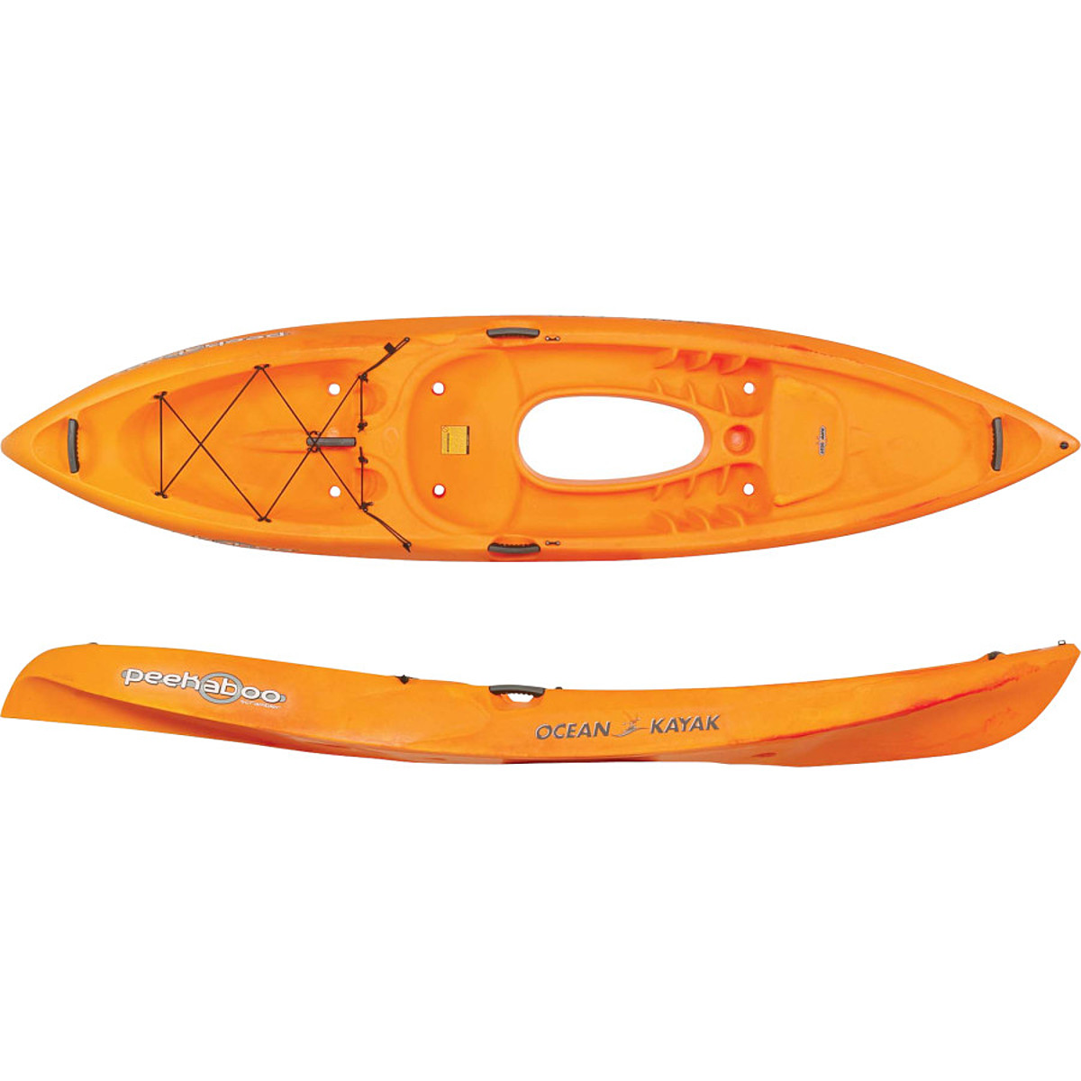 photo: Ocean Kayak Peekaboo Tandem sit-on-top kayak