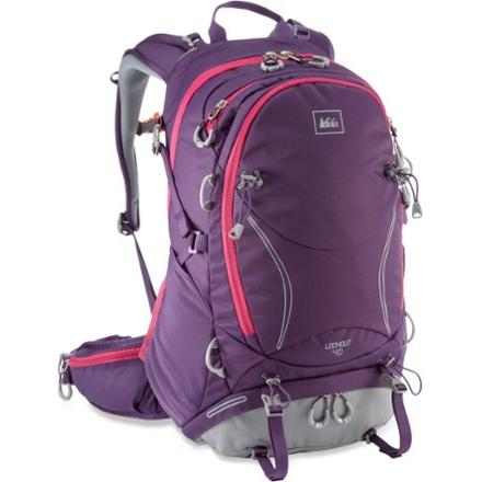photo: REI Women's Lookout 40 Pack overnight pack (2,000 - 2,999 cu in)