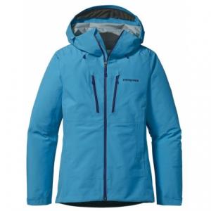 photo: Patagonia Women's Triolet Jacket waterproof jacket