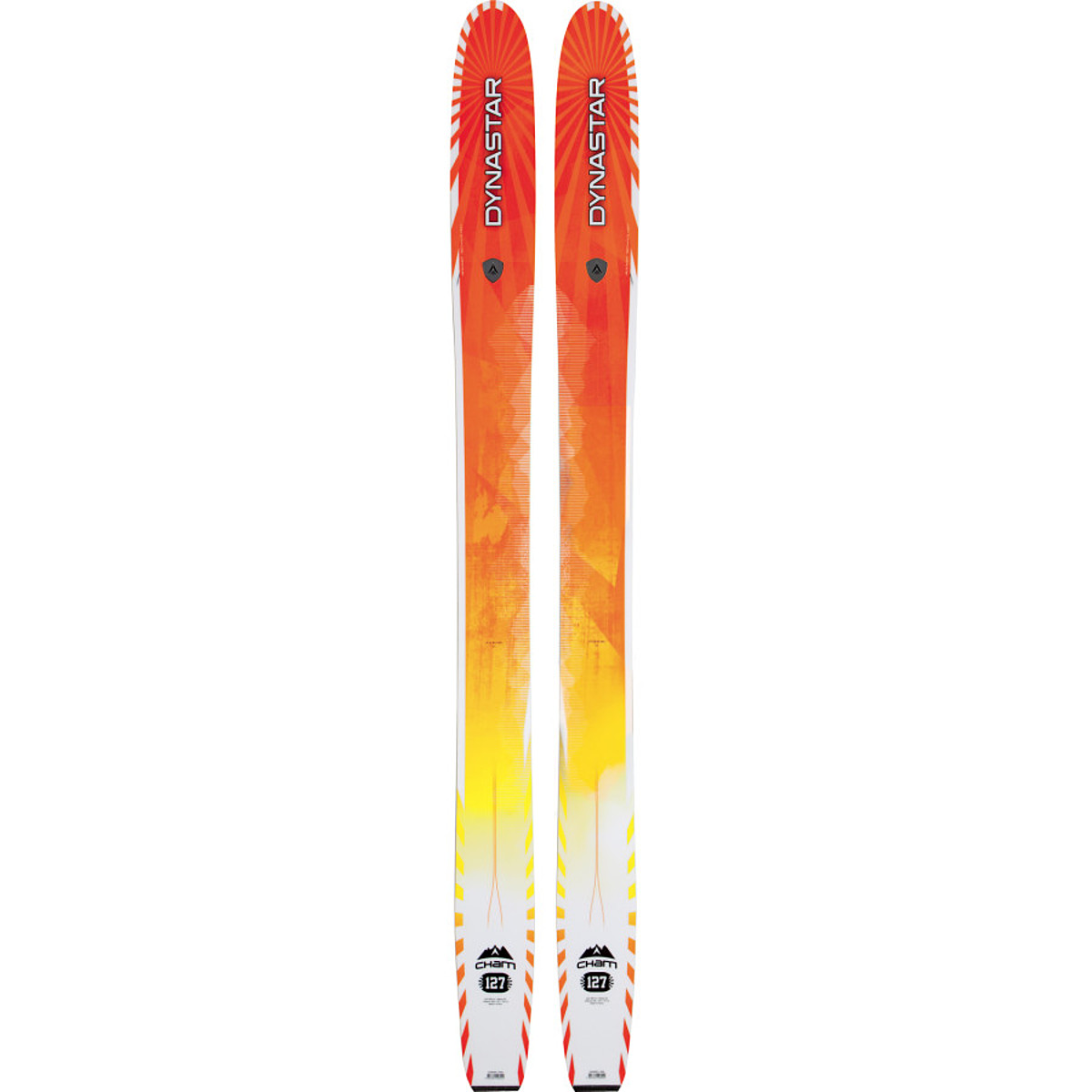 photo: Dynastar Cham 127 alpine touring/telemark ski