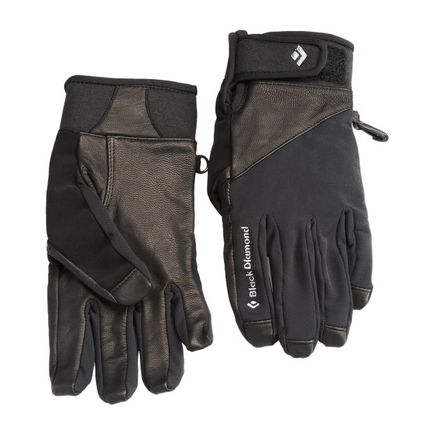 photo: Black Diamond Scree Glove soft shell glove/mitten