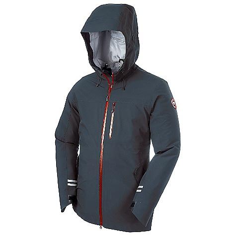 photo: Canada Goose Coastal Shell Jacket waterproof jacket