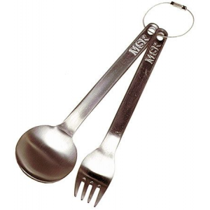 MSR Titan Fork and Spoon
