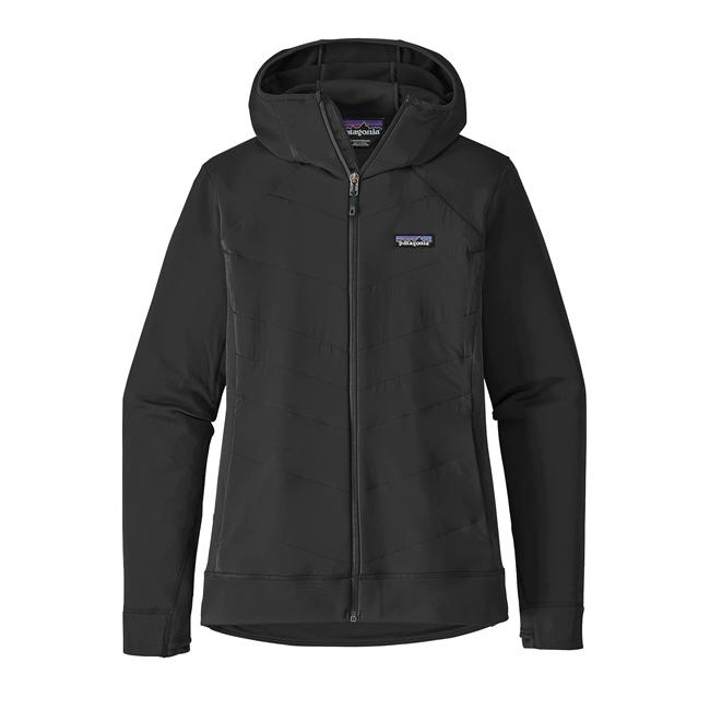photo: Patagonia Women's Crosstrek Hybrid Hoody fleece jacket