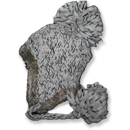 Everest Designs Feel Good Fur Earflap Hat