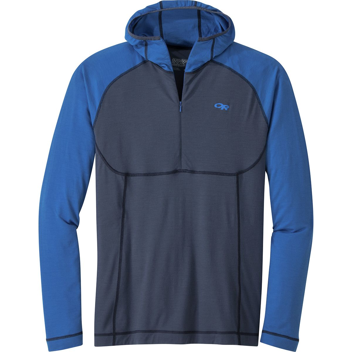 photo: Outdoor Research Alpine Onset Hoody base layer top