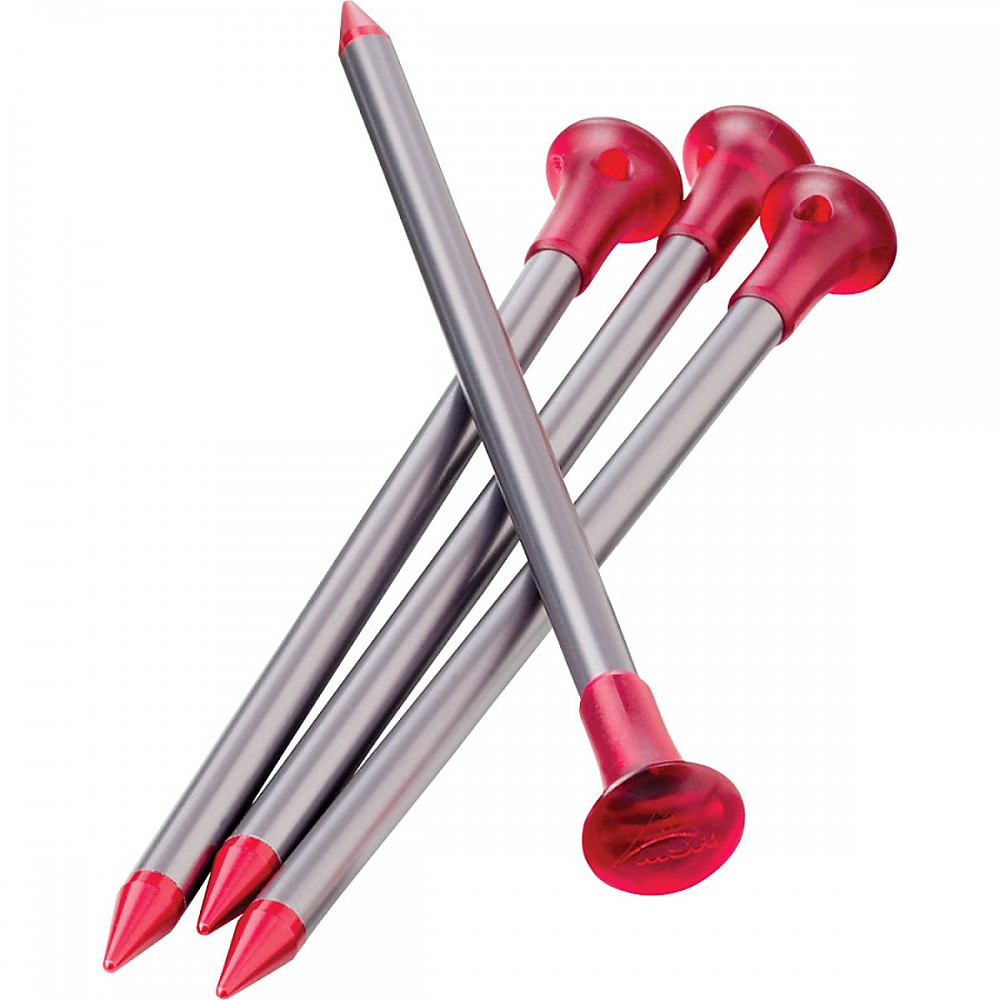 photo: MSR CarbonCore Tent Stakes stake