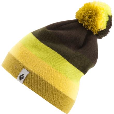 photo: Black Diamond Mountain Lid Beanie winter hat