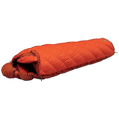 photo: MontBell Super Spiral Burrow Bag #1 3-season synthetic sleeping bag