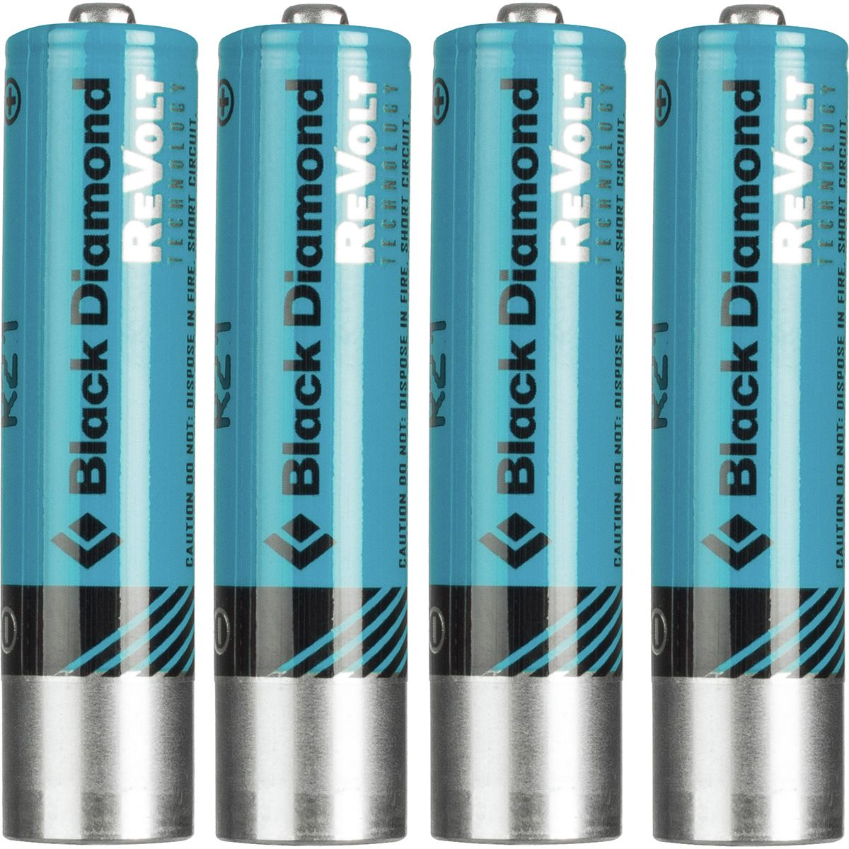 Black Diamond AAA Rechargeable Battery 4 Pack