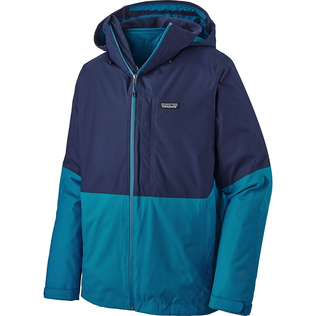 photo: Patagonia 3-in-1 Snowshot Jacket component (3-in-1) jacket