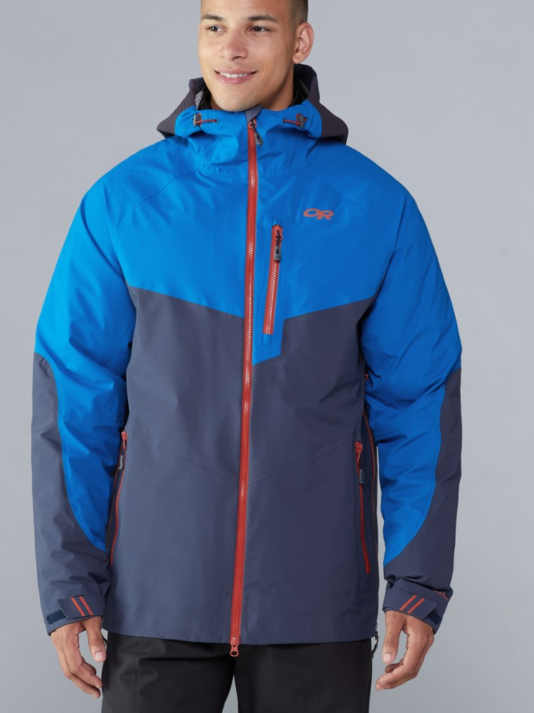 photo: Outdoor Research Hemispheres Jacket snowsport jacket