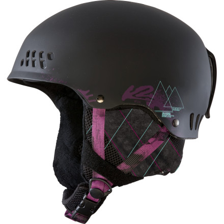 photo: K2 Emphasis Helmet snowsport helmet