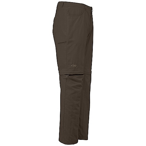 photo: Outdoor Research Men's Treadway Convert Sentinel Pants hiking pant