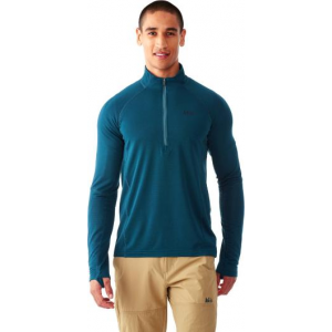 REI Screeline Half-Zip Long-Sleeve