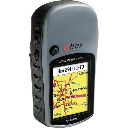 photo: Garmin eTrex Legend HCx handheld gps receiver