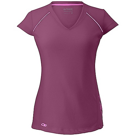 photo: Outdoor Research Essence Tee short sleeve performance top