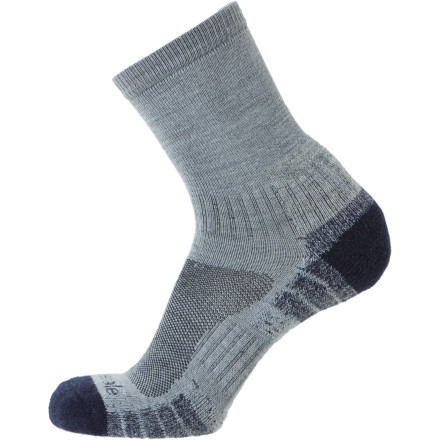 photo: Bridgedale Men's Endurance Trail Light hiking/backpacking sock